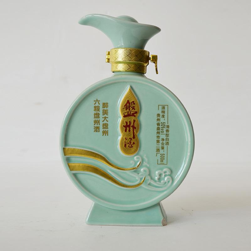 贵州定制陶瓷酒瓶