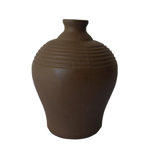 紫砂陶瓷瓶