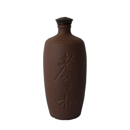 高端紫砂瓶