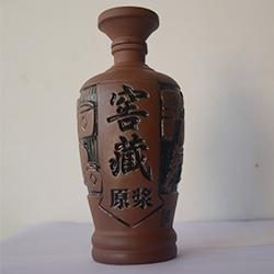 贵州个性定制陶瓷酒瓶