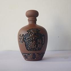贵州紫砂酒瓶