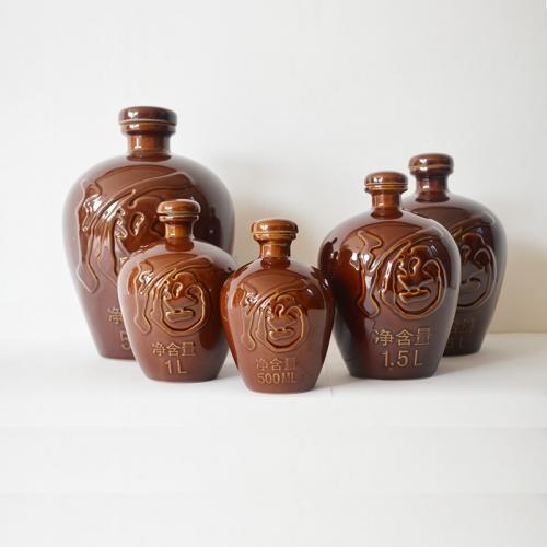 山西通用陶瓷酒瓶