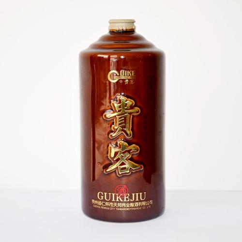 贵客酒品牌定制酒瓶