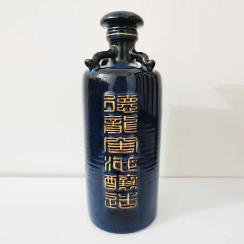 德龙窖定制陶瓷酒瓶